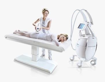 Przebieg zabiegu Lipomassage - zabieg