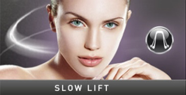 Slow Lift, rozjaśnianie cery twarzy podczas zabiegu Endermolift