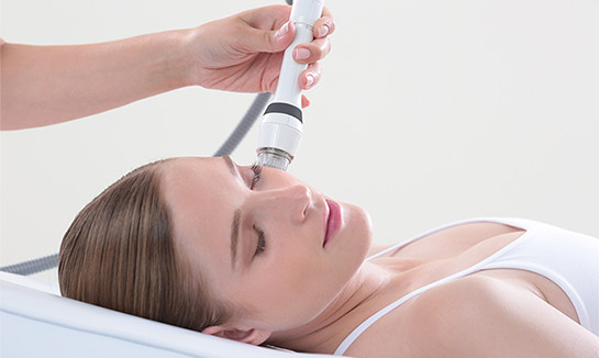 Zabieg micropins skin resurfacing