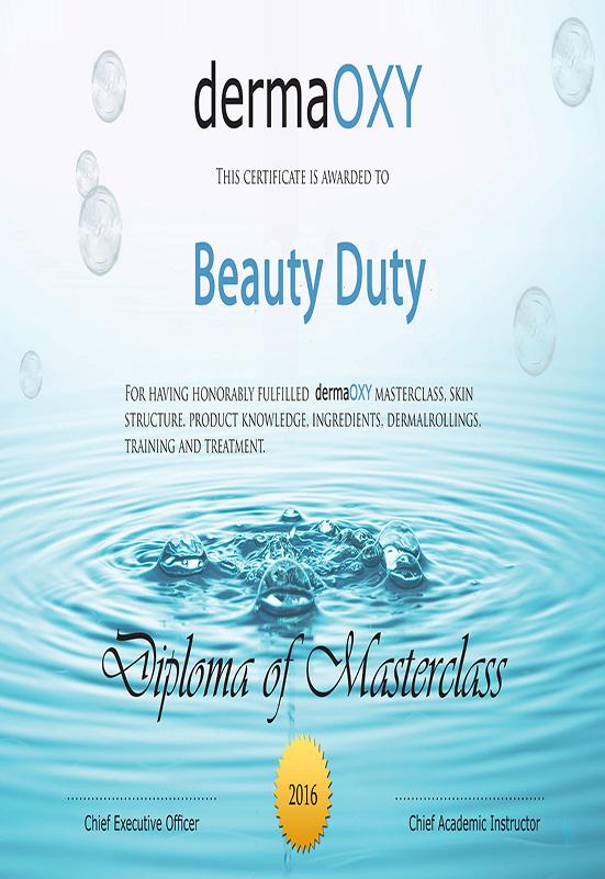 BeautyDuty – dermaOXY
