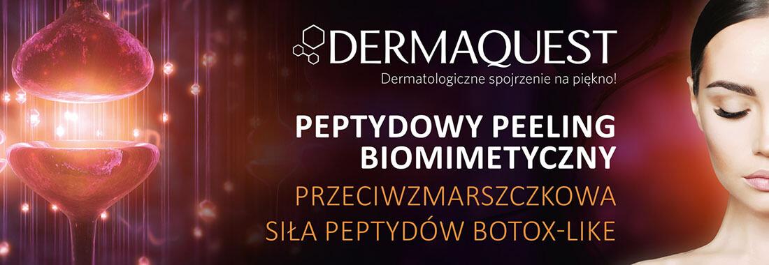 Peptydowy Peeling Biomimetyczny