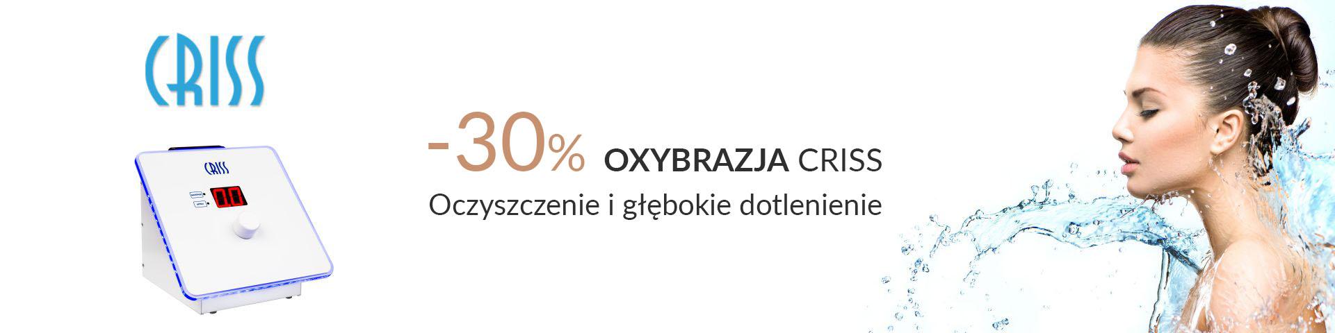 Oxybrazja - promocja