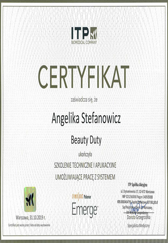 Angelika Stefanowicz – Emerge